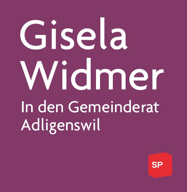 Gisela Widmer in den Gemeinderat Adligenswil